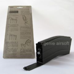 CYMA Metal 350 Round Airsoft M4 Flash Magazine
